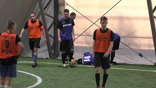 Полный матч INTER 3 0 Denon Турнир по мини футболу в Киеве