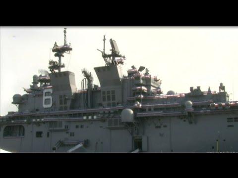 USS America (LHA 6) Commissioning during San Francisco Fleet Week