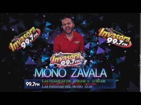 EL MOÑO DE LA INVASORA 99.7 SAN DIEGO