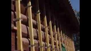 Обшивка бревенчатого дома сайдингом своими руками(№3)(, 2014-01-28T08:50:42.000Z)