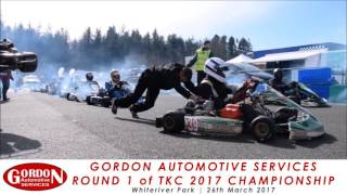 Gordon Automotive Services Round 1 of TKC 2017 Championship