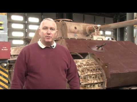 "Tank Talk: The German Panzer V ""Panther"""