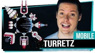Turretz - Grátis para Android e IOS - Game Over