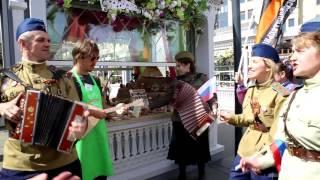 """""""Что б осталось от Москвы, от России.."""" 1 мая 2017 г"""