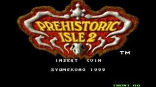 Prehistoric Isle 2 1999 Yumekobo Mame Retro Arcade Games