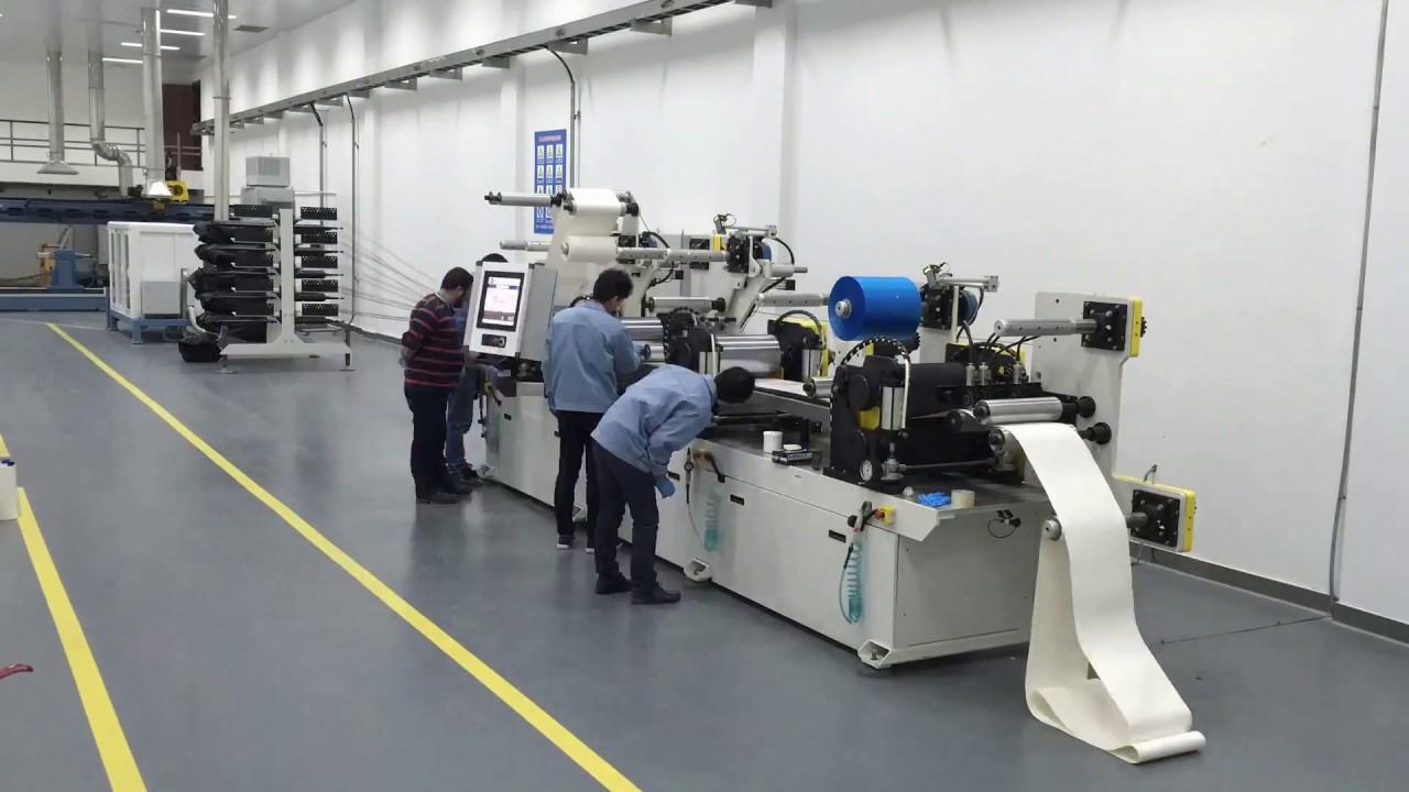 Carbon Fiber Prepreg Manufacturing Timelapse