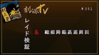 【セブンナイツ】第2回 レイド検証&織姫降臨高速周回