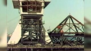 Bouwfilm ZeelandBrug: Werk van een halve Eeuw geleden!