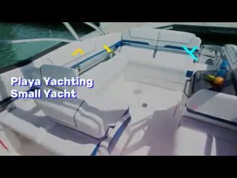 Playa Yachting Small Yacht