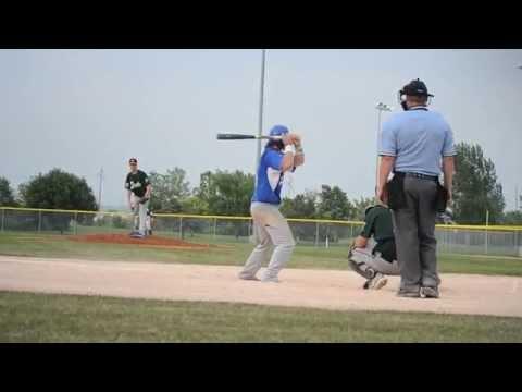 Ben Petersen RHP 2014 7-21-14 Vs Blue Devils