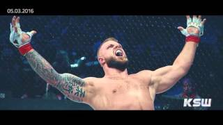 KSW 34 : Karol Bedorf vs James McSweeney