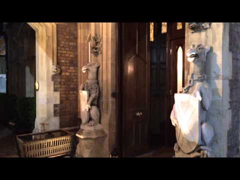 Videobob visits Oakley Court in Windsor England! Filming site of Rocky Horror Picture Show