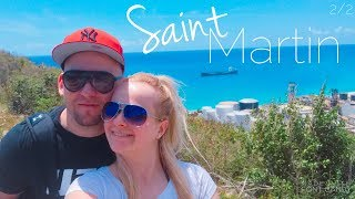Saint Martin ~ Dovolenka v Karibiku 2/2 ~ Siedma Časť | Luisinka Svätý Martin Karibik Caribbean