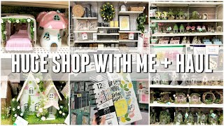 SHOP WITH ME | ON THE HUNT | DOLLAR TREE, MICHAELS, HOBBY LOBBY, JOANNS + HAUL