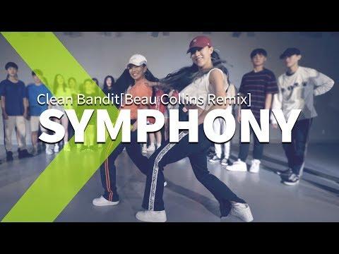 Clean Bandit - Symphony ft. Zara Larsson (Beau Collins Remix)/ JaneKim Choreography.