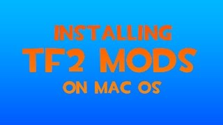 How to install a custom hud tf2 mac