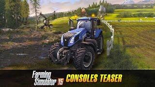 Farming Simulator 15 : Consoles Teaser