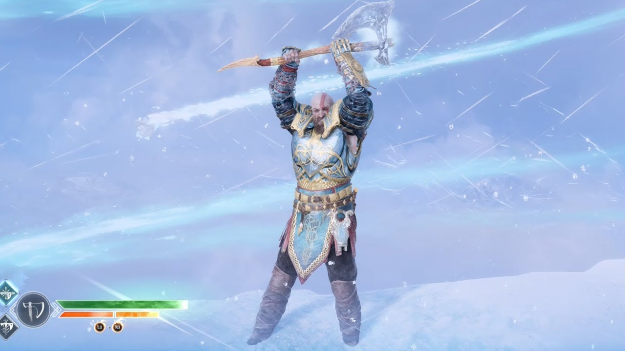 God of War - All Runic Attack Locations (Runes)