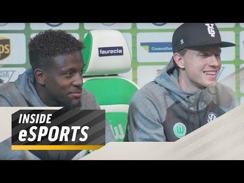 FIFA 18 Launch-Event beim VfL Wolfsburg: Fußball-Profis vs. eSports-Profis – Folge 4