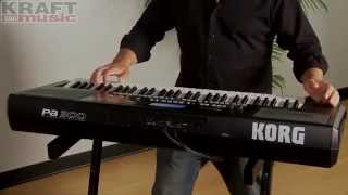 �������� ���� Kraft Music - Korg Pa300 Professional Arranger Demo with Rich Formidoni ������
