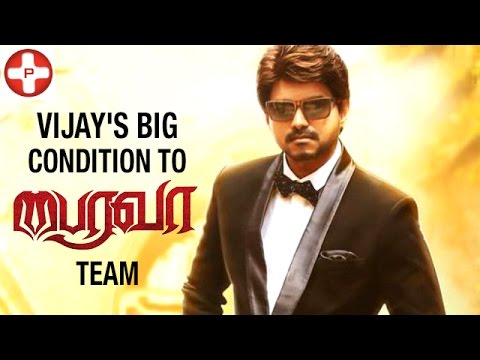 Vijay's Big Condition to Bhairava Team |...