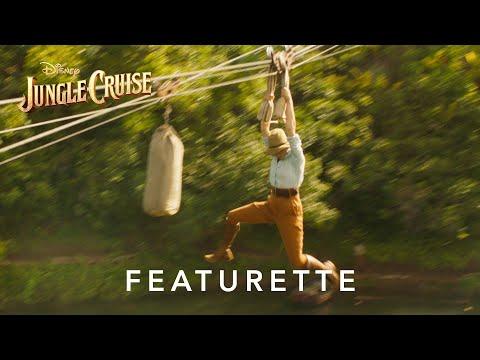 Jungle Cruise, da Walt Disney Studios   Featurette Oficial Legendado