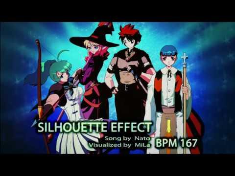 Silhouette Effect D20 (1080p 60fps)
