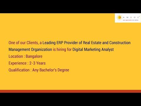 Digital Marketing | SEO Analyst | Search Engine Optimization Analyst | Digital Marketing Analyst