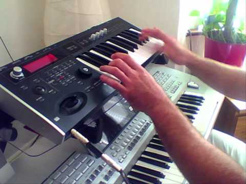 ferry corsten holding on korg micro x youtube. Black Bedroom Furniture Sets. Home Design Ideas
