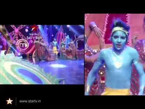 Amul Junior Masterchef akshay pal dance