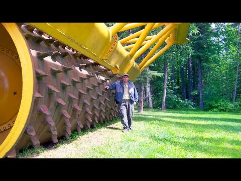 THE MOST EXTREME INDUSTRIAL MACHINES YOU'VE EVER SEEN