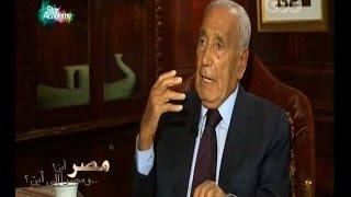 بالفيديو.. هيكل: مصير المنطقة يتحدد من خارجها.. وموقع سوريا جعلها مطمعًا للغرب