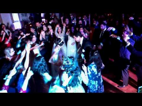 PACKED DANCE FLOOR || FAIRMONT COPLEY PLAZA HOTEL || RA-MU AND THE CREW || DJ IN BOSTON