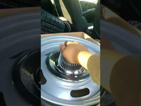 Rally Wheel Center Cap Not Fitting