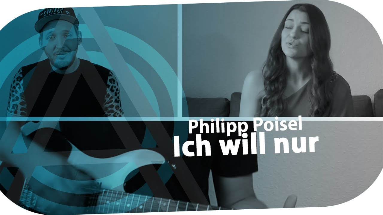 philipp poisel ich will nur aberandre cover feat. Black Bedroom Furniture Sets. Home Design Ideas