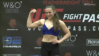 Invicta FC 32: Weigh-in