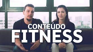 GUIA DE CRIAÇÃO DE CONTEÚDO PARA MERCADO FITNESS