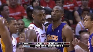 Kobe Bryant vs Ron Artest Full Highlights 2009 WCSF GM3