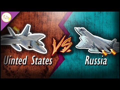 Aircraft Comparison - {United States vs Russia} - Who is Best?