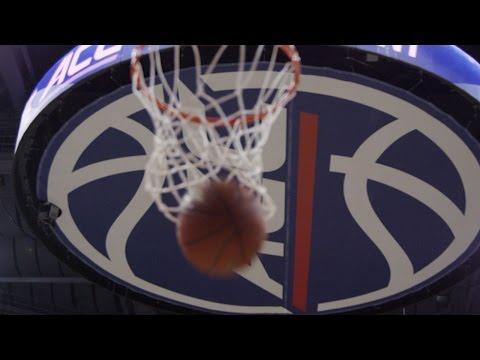 MEN'S BASKETBALL: Virginia vs. UNC ACC Championship Highlights