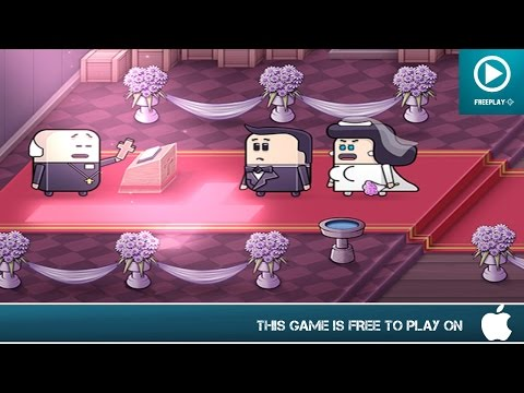 Wedding Escape - Free On iOS - Gameplay Trailer
