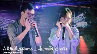 A litte happiness - Harmonica Cover