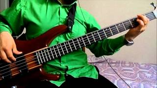 Metallica - Fight fire with fire - Bass cover by Ramon Arrue