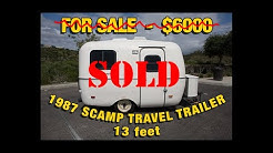 Used For Camper Sale Scamp