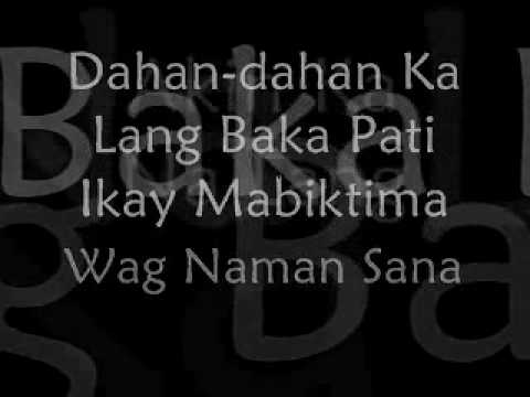 Itchyworms – Akin Ka Na Lang Lyrics | Genius Lyrics