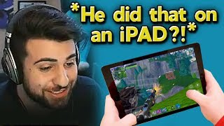 "SypherPK Reacts to Our Edit ""Fortnite Memes that Enhance Your Aim"""