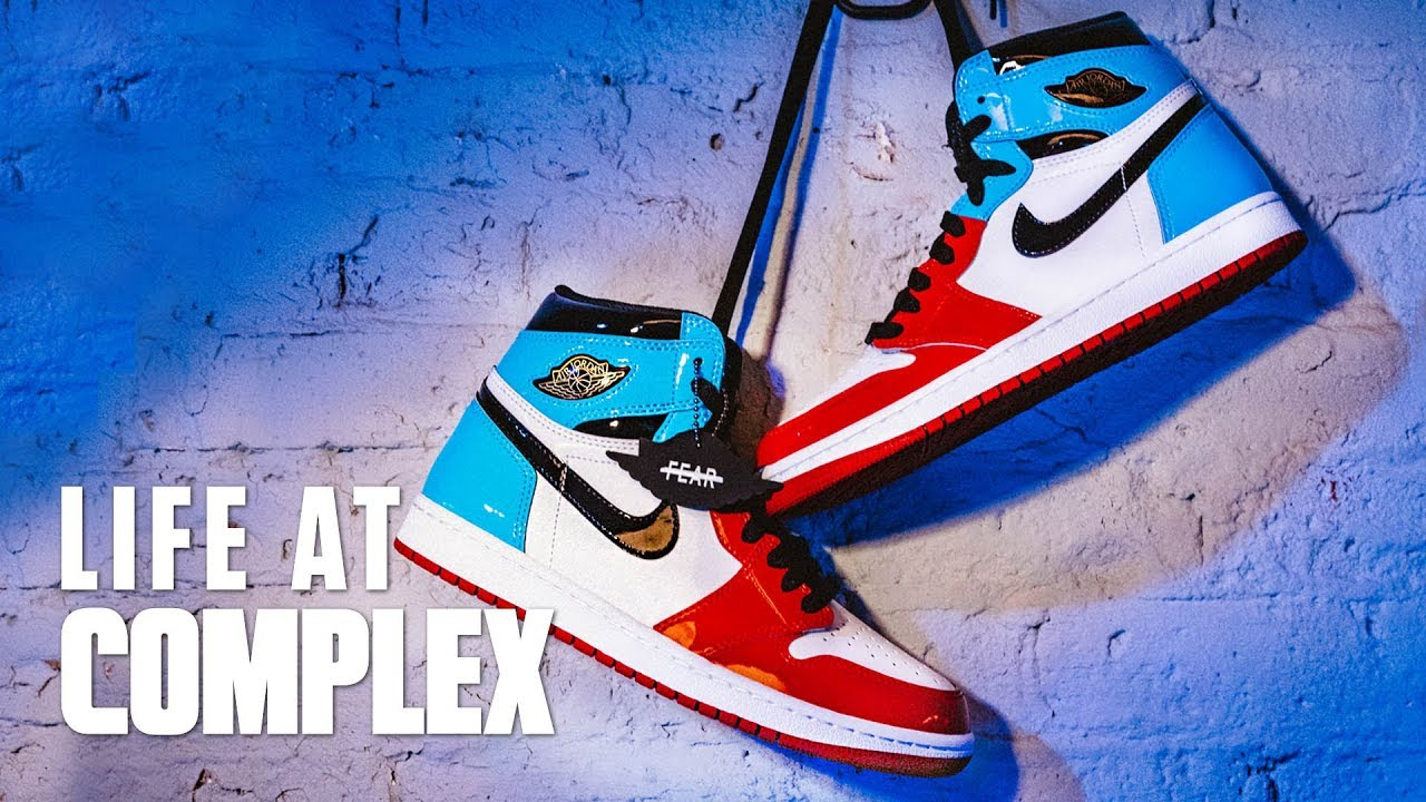 cute cheap amazing selection uk store The Air Jordan 1 Fearless Collection! | #LIFEATCOMPLEX