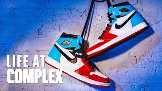The Air Jordan 1 Fearless Collection! | #LIFEATCOMPLEX