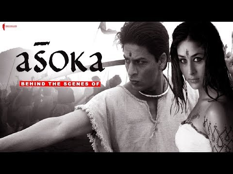 Behind The Scenes of Asoka | Kareena Kapoor, Shah Rukh Khan | A Santosh Sivan Film