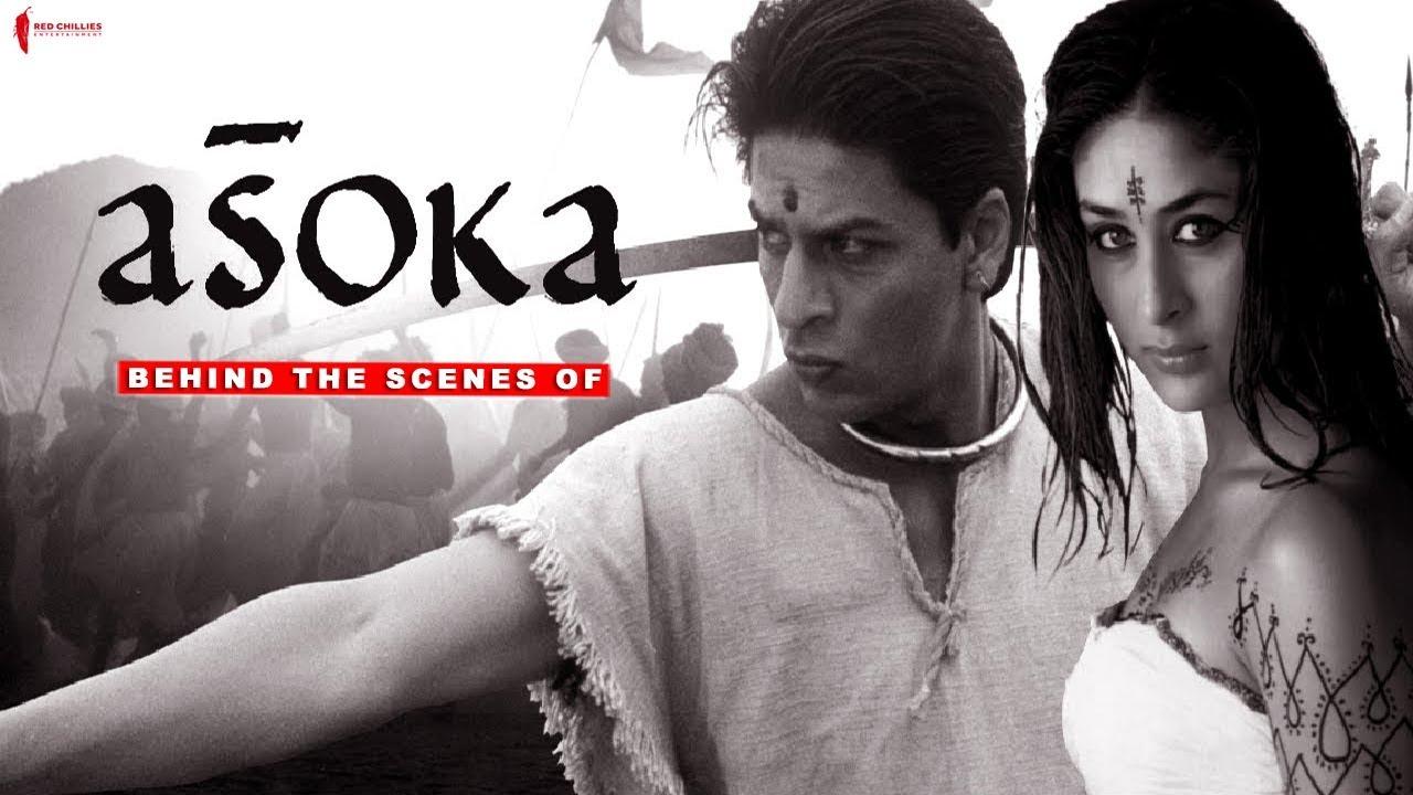 Behind The Scenes of Asoka   Kareena Kapoor, Shah Rukh ...   Ashoka Movie